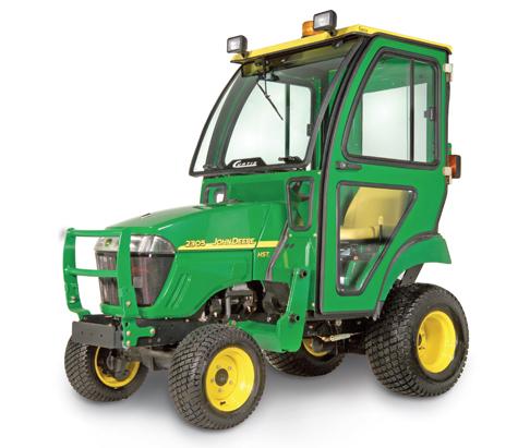John Deere Compact Tractor 2305 2210 Series