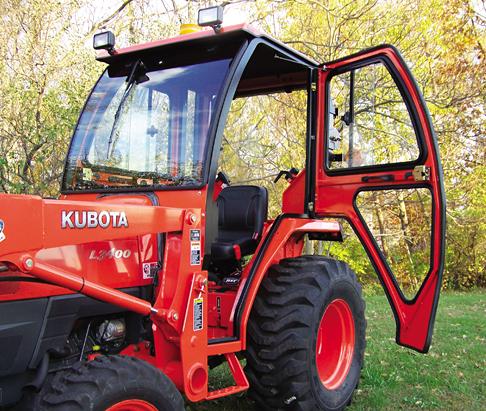 Kubota Compact Tractor - L2800/3400 Series